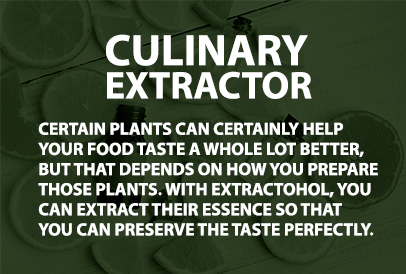 culinary extractor