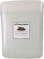 Extractohol 200 Proof  USP  Food Grade       Ethyl Alcohol-            Five Gallon